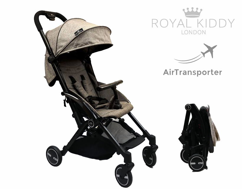 Royal Kiddy London Air Transporter Compact Stroller