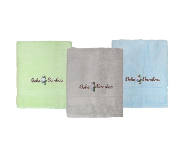 Bebe Bamboo 100% Bamboo Hooded/Bath Towel