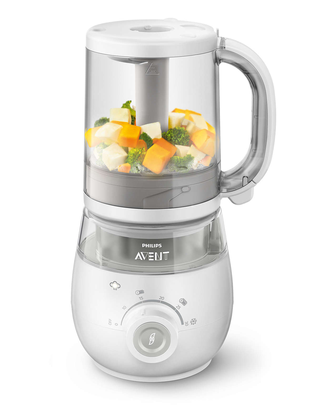 Philips Avent 4-in-1 Steamer & Blender