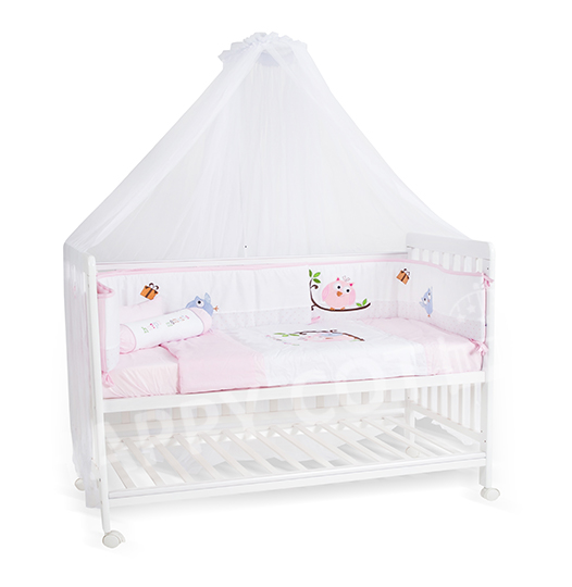 Happy Cot 5-in-1 Convertible Baby Cot