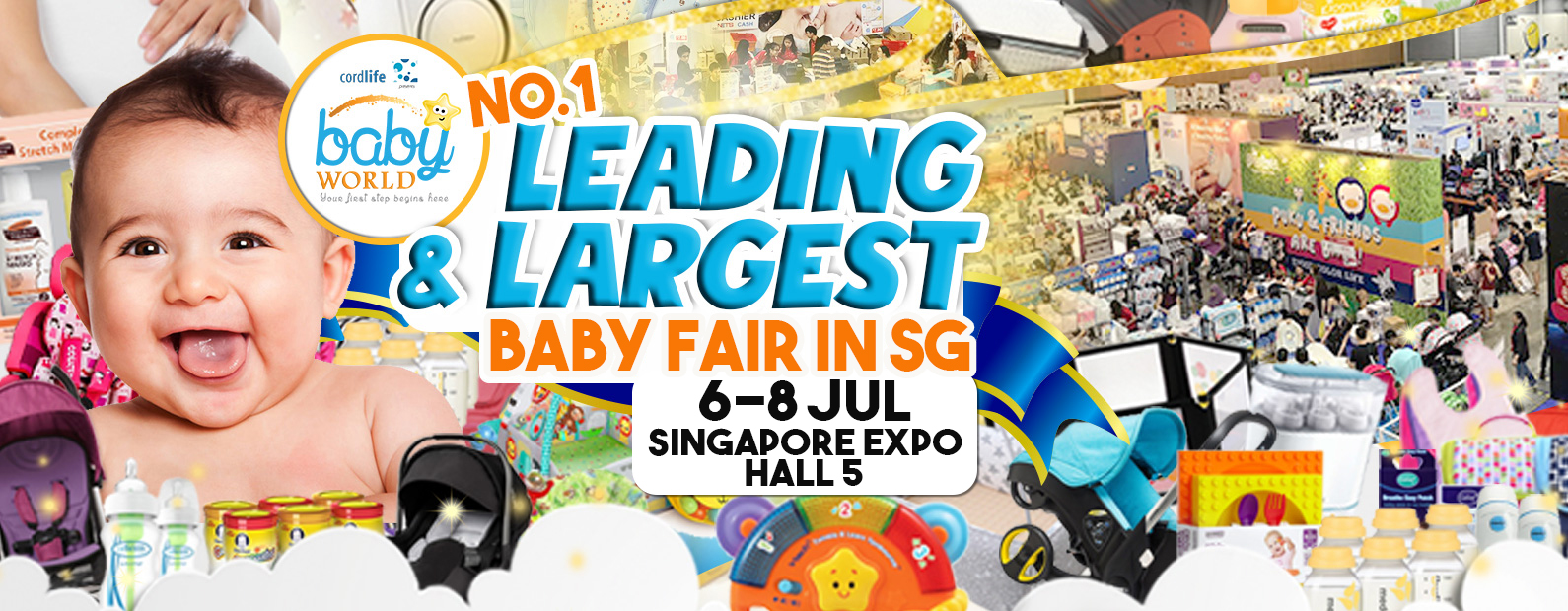 NO.1 LEADING BABY FAIR