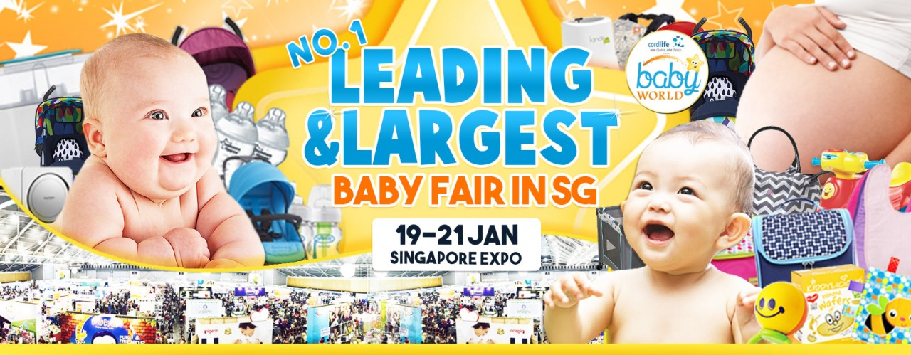 Welcome to Baby World Fair - Baby Fair 2018