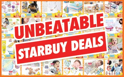 Unbeatable Starbuy Deals Has Began!