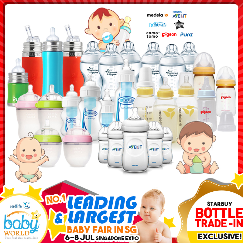 Bottle Trade In Deal at Baby World