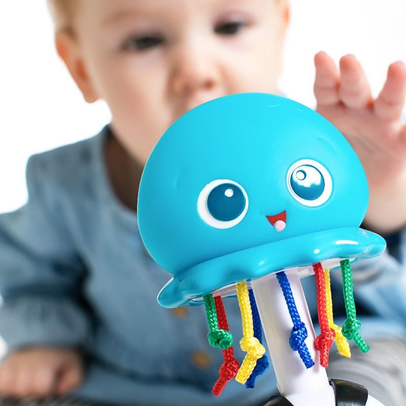 Baby Einstein Ocean Glow Sensory Shaker Musical Toy