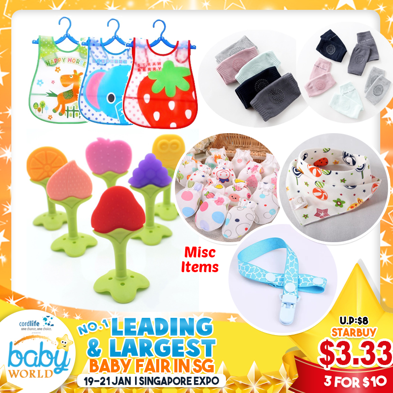 Baby Accessories (3 for $10)