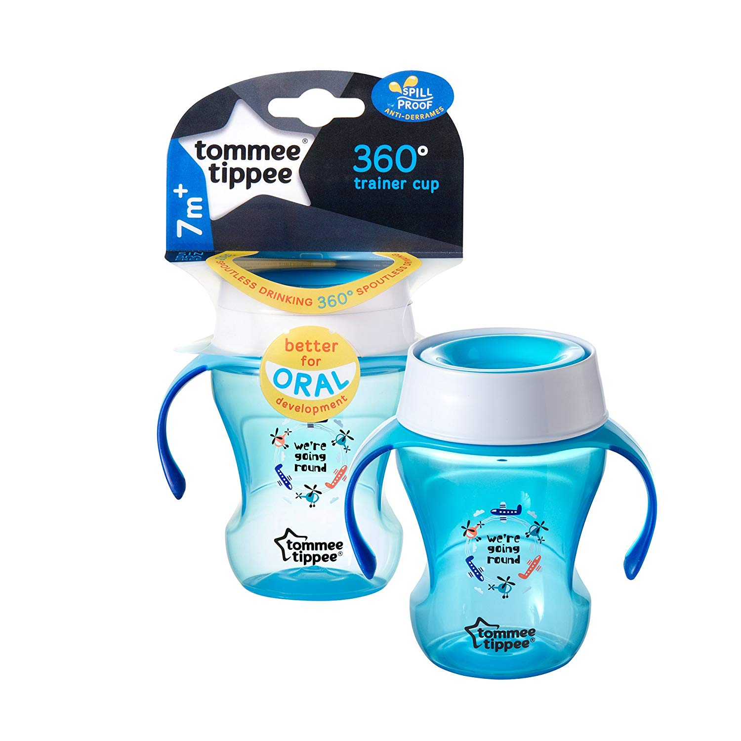 TOMMEE TIPPEE 360 Training Sippy Cup