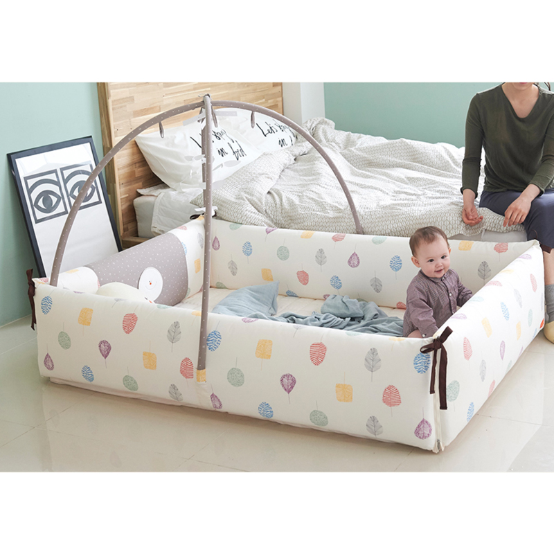 Creamhaus Inua Bumper Bed XL + FREE GIFTS WORTH $76.00!!