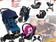 Goodbaby Stroller + Cybex Cars