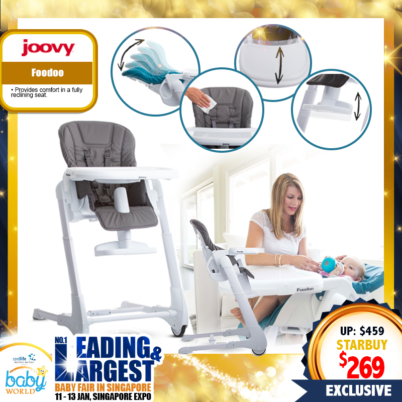 Joovy Foodoo Highchair