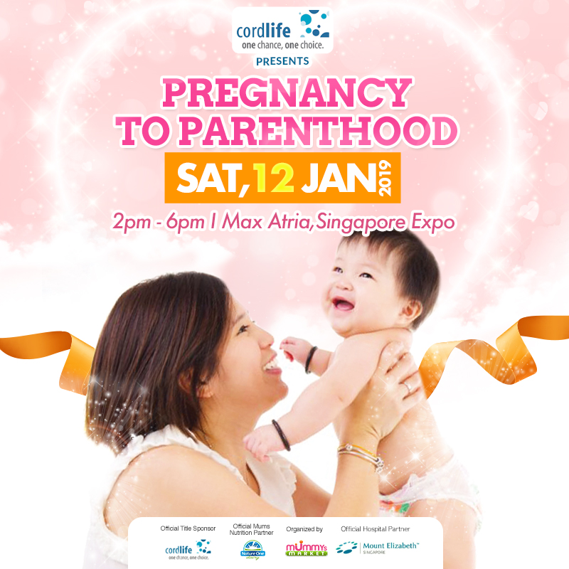 Pregnancy To Parenthood Seminar Series (Know it all from Pregnancy / Delivery / Breastfeeding!!)