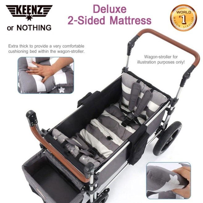 Keenz Deluxe 2-Sided Mattress