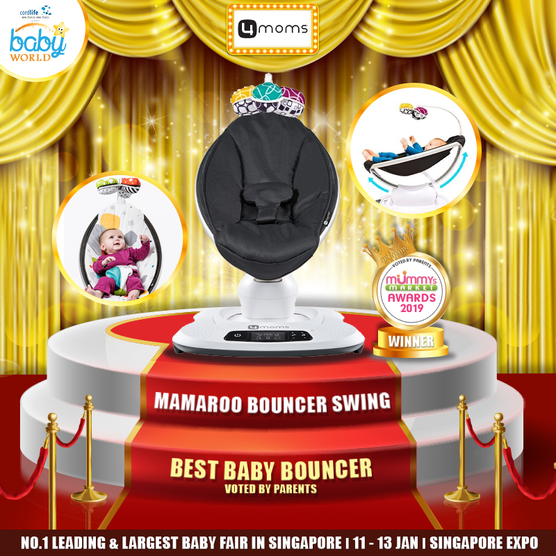4moms - Best Baby Bouncer