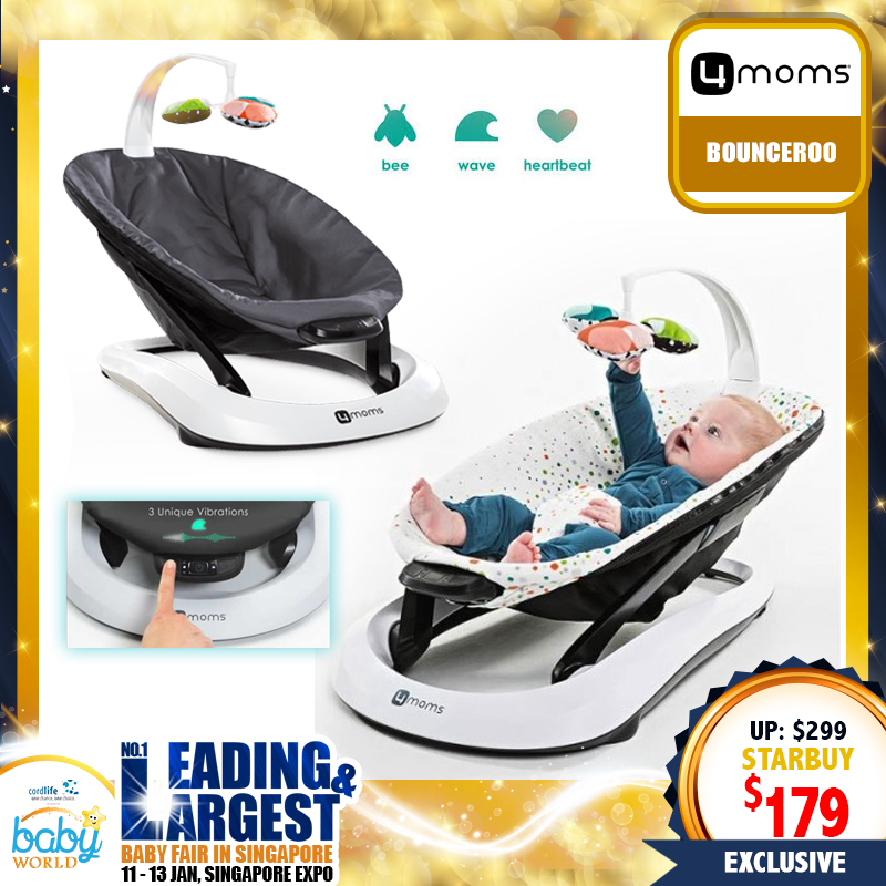 4Moms Bounceroo Bouncer