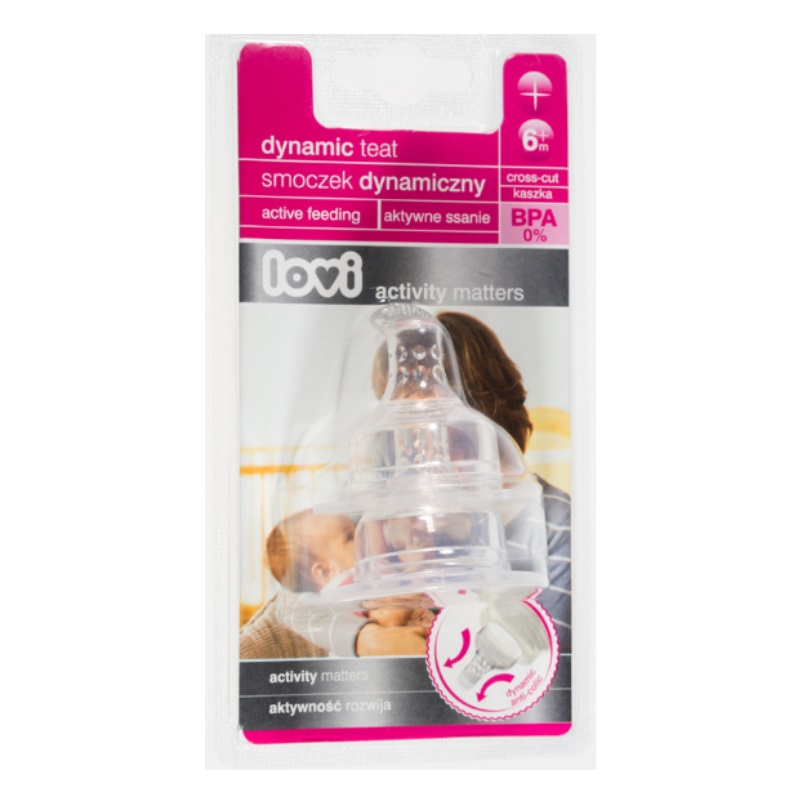 Lovi Dynamic Teats (Assorted sizes) - 37 PERCENT OFF