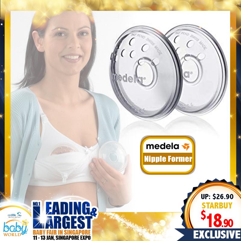Medela Nipple Formers - Made in Switzerland!!