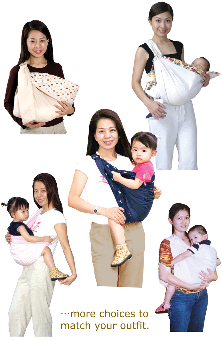 Regin Baby Sling Carrier