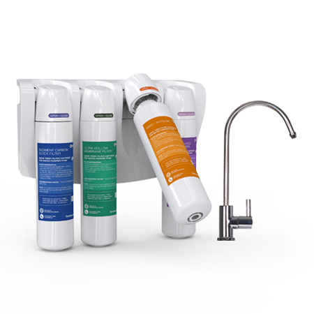 FOCUSWATER FP3300 + FP488  Hot/Cold Water Dispensers FREE GIFT IN BABYWORLD: 2 MSF (Micro Showerfilter) + 3pcs BPA Free Water Bottle
