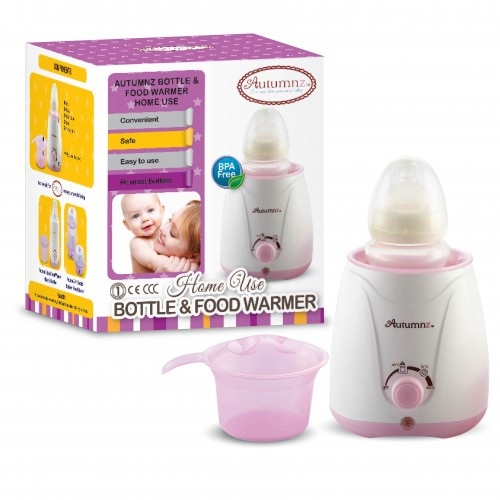 Autumnz - Home Bottle Warmer + Free Gift