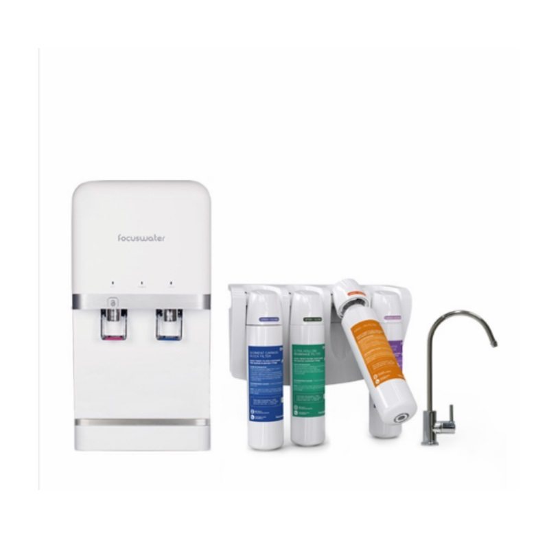 Focuswater Water Purifier FP3300 & Water Dispenser FP488 + FREE GIFTS