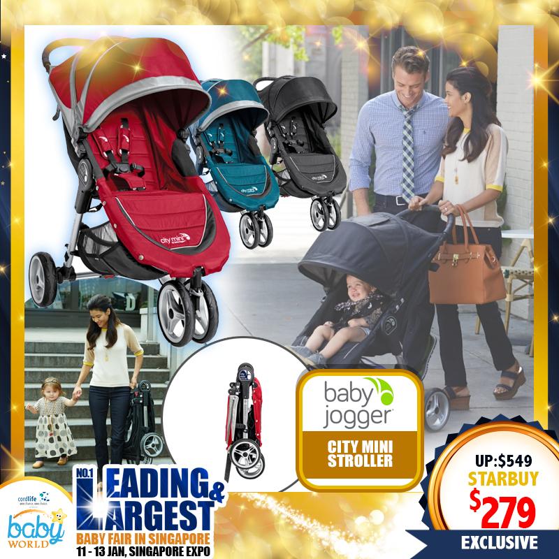 Baby Jogger Citi Mini Stroller