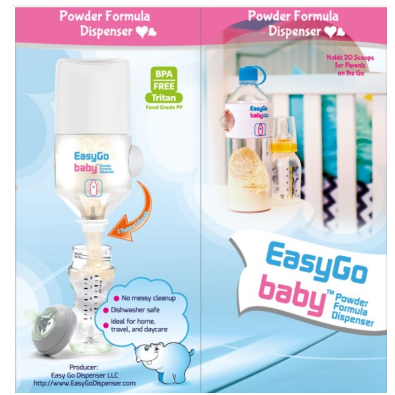 EasyGoBaby Formula Dispenser