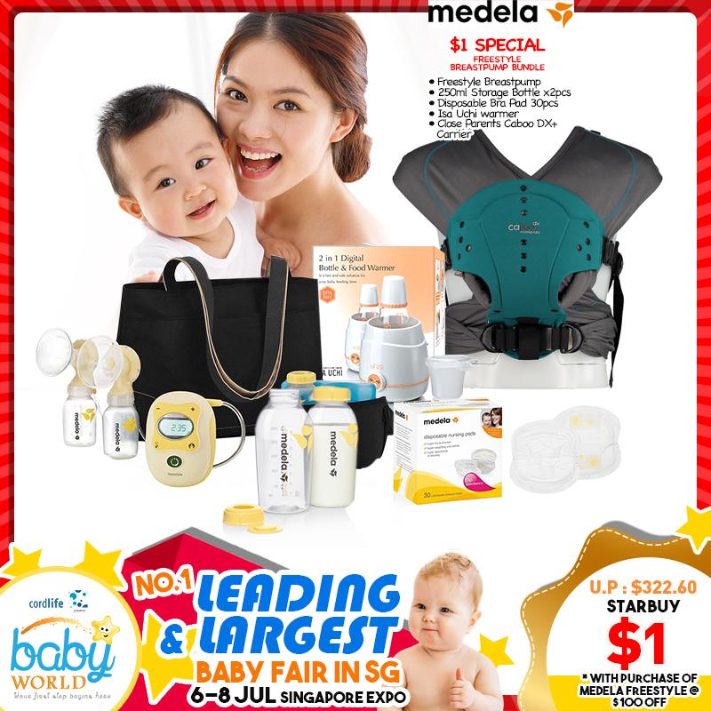 Medela Special $1 Bundle!!!