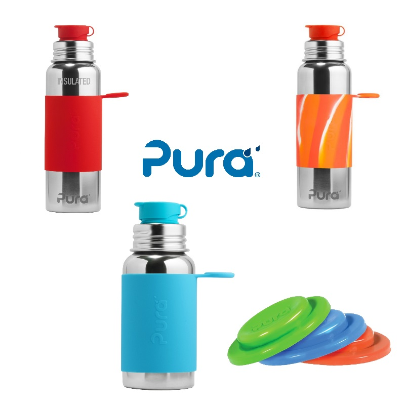 Pura Safest Bottles for the Entire Family Bundle