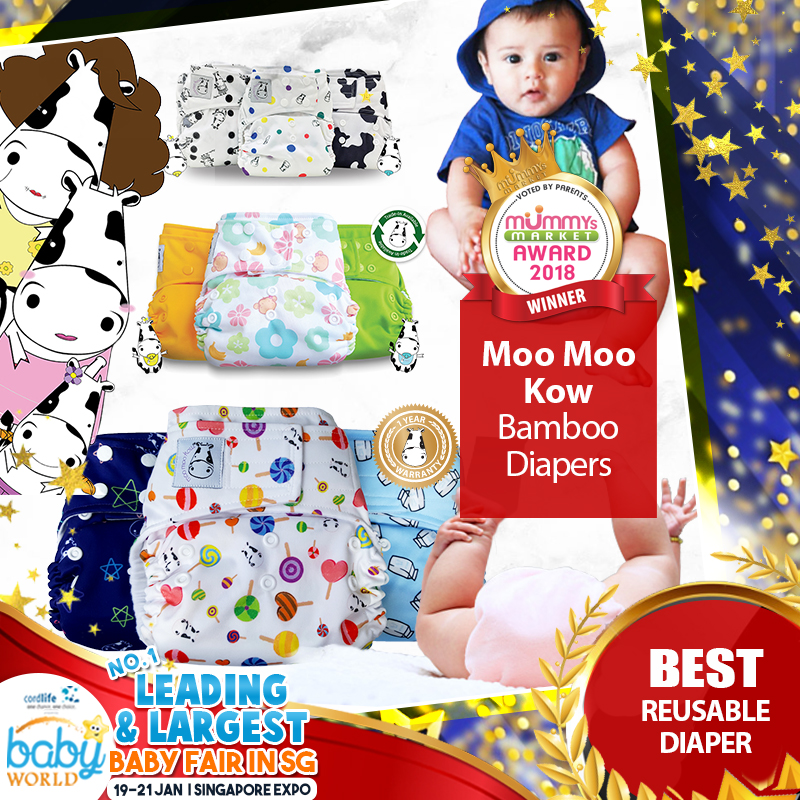 MOO MOO KOW - Best Cloth Diape