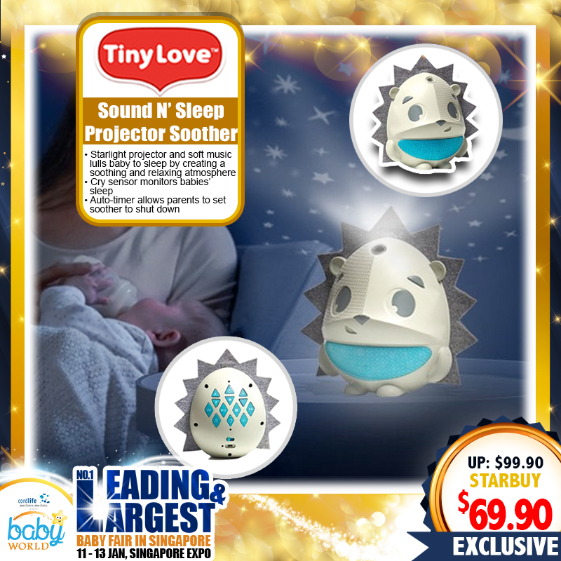 TinyLove SOUND N' SLEEP PROJECTOR SOOTHER