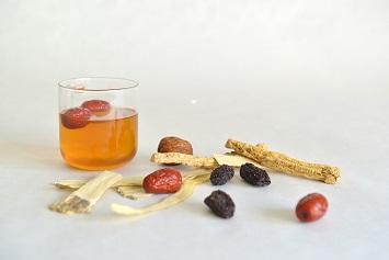 Yin Zheng Tong 30 Days Red Dates Nourishing Tea Set (NEW)