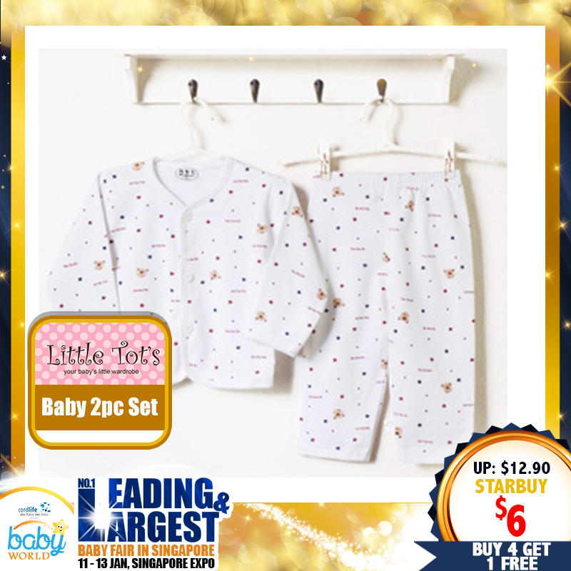 Little Tots Baby 2-pc Set (Apparel)