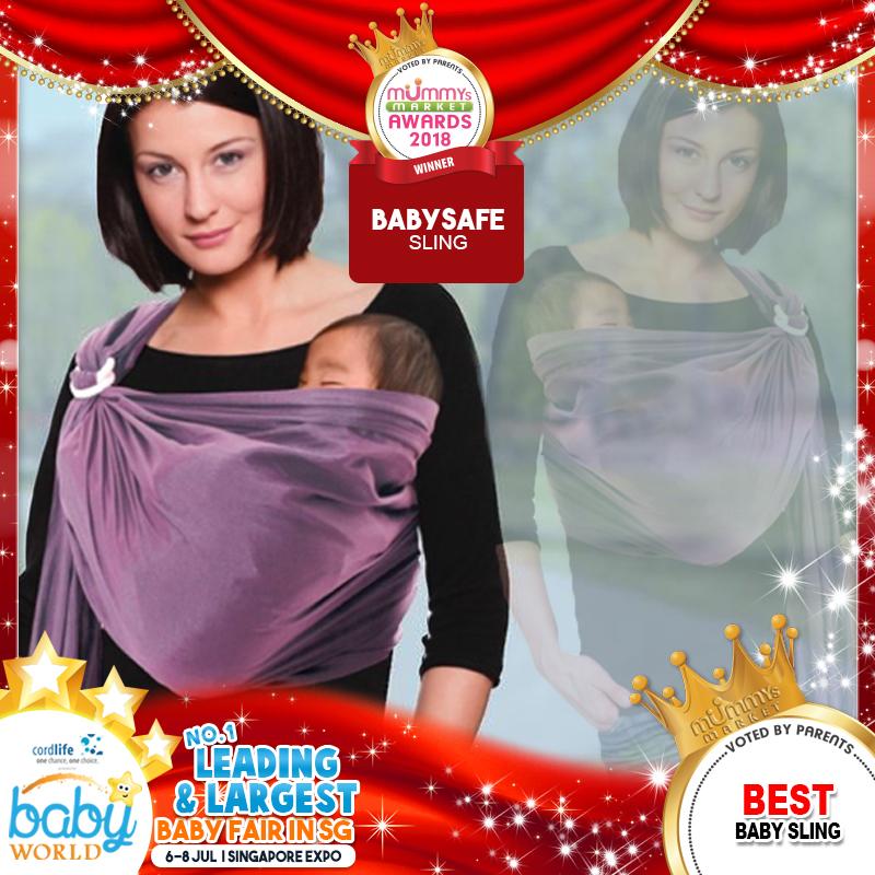BABYSAFE- Best Baby Sling