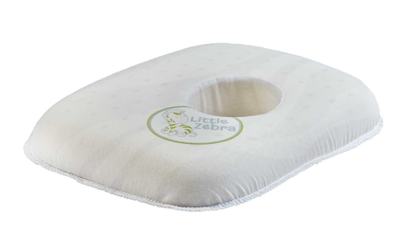 Little Zebra Latex Baby Pillows Bundle