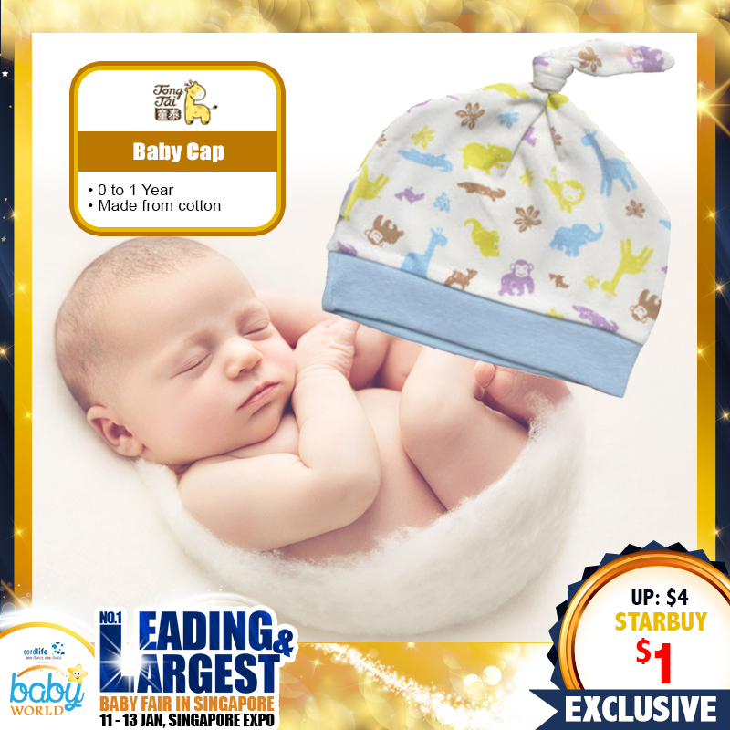 TONGTAI COTTON BABY CAP