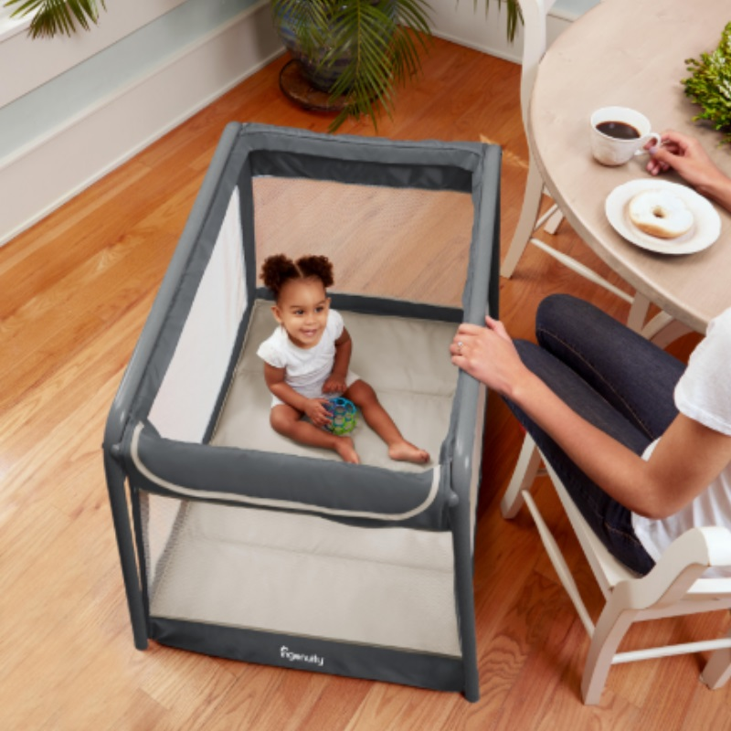 Ingenuity Travel Simple Playpen – Brookdale