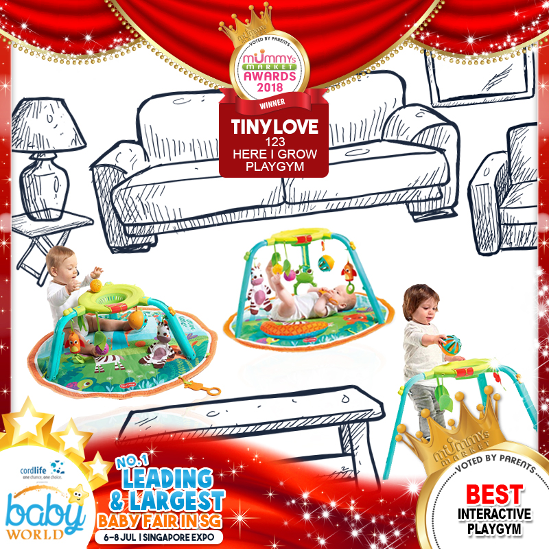 TINYLOVE - Best Interactive PlayGym