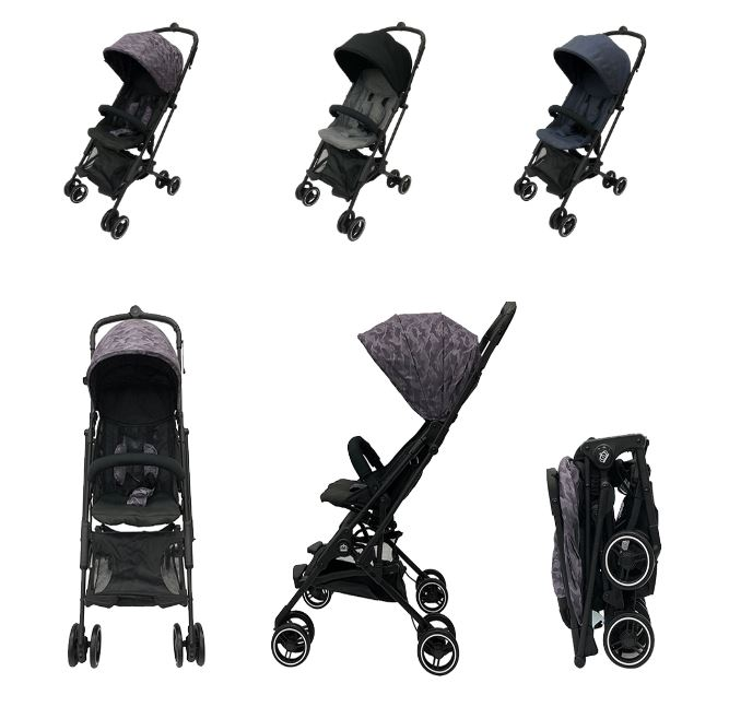MIMOSA Cabin City Stroller + FREE Stroller Carry Bag!