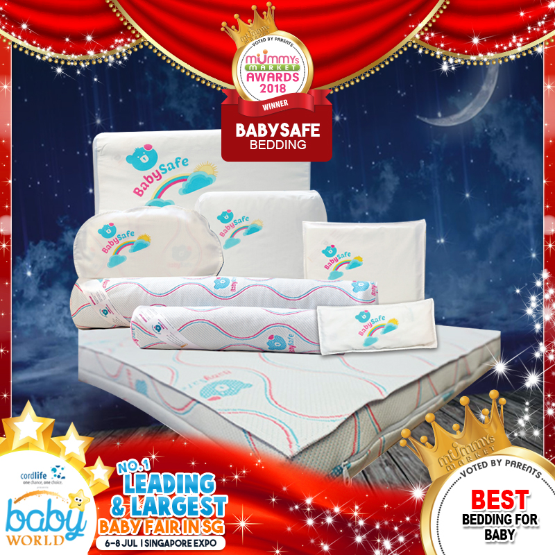 BABYSAFE - Best Bedding for Ba