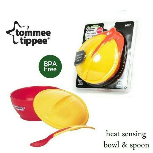 TOMMEE TIPPEE H/S Weaning BOwl WIth H/Spoon / EXPLORA Weaning Pots