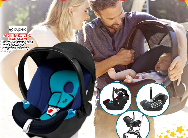 Cybex Aton Basic Newborn Cars