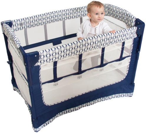Arms Reach 3-in-1 Ideal EZEE Co-Sleeper / Baby Cot / Playpen FREE Canopy Mosquito Net (Worth $59.90)  *ADDITIONAL $10 OFF with
