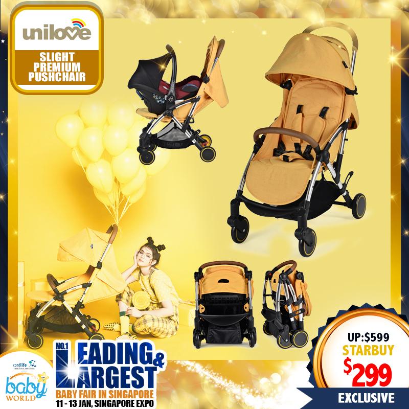 Unilove Slight Premium Stroller