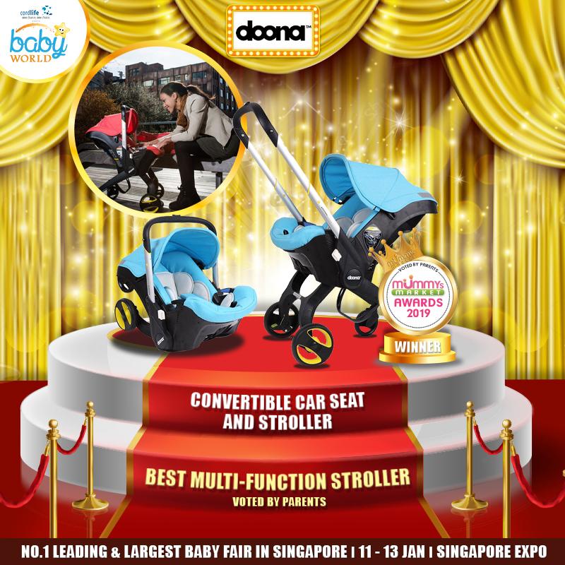 DOONA - Best Multi-function Stroller