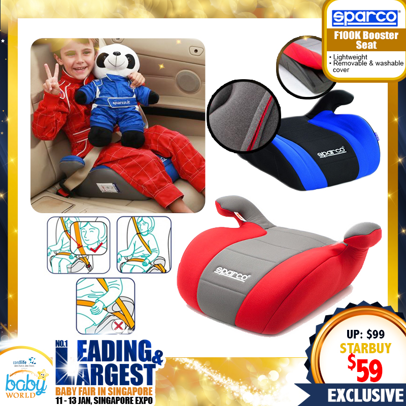 Sparco F100k Child Booster Seat