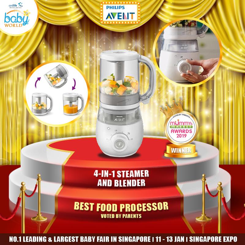 PHILIPS AVENT - Best Food Processor