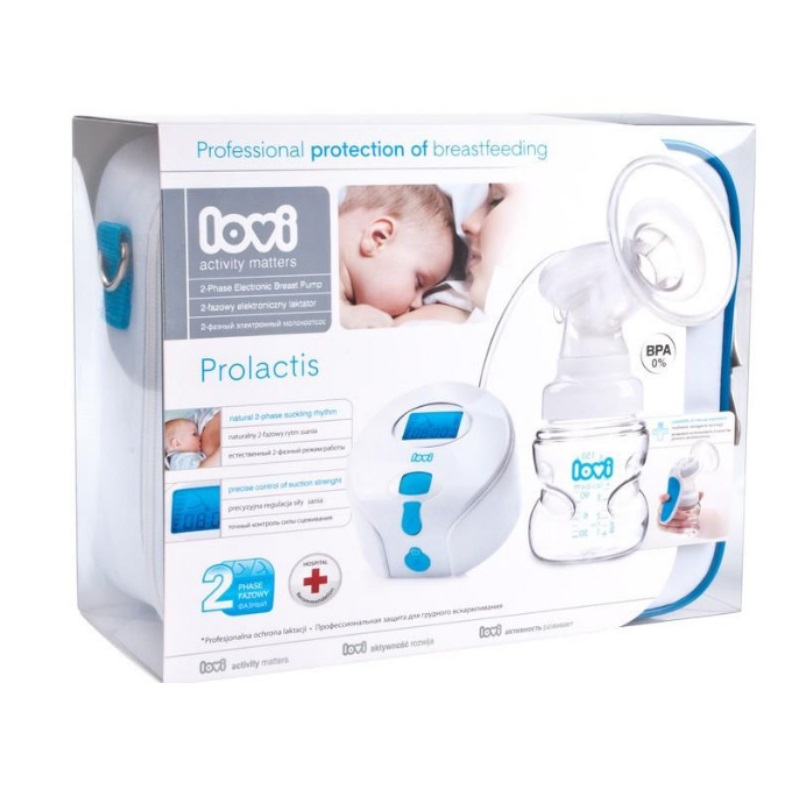 LOVI Prolactis Electronic Breastpump (49 PERCENT OFF)