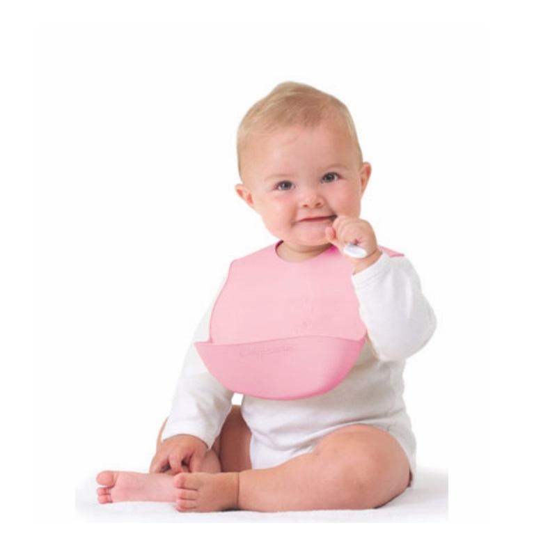 SUMMER INFANT BIBBITY RINSE & ROLL BIB (BUNDLE OF 2)