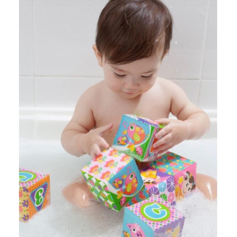 Playgro Soft Blocks Bathtime Toy