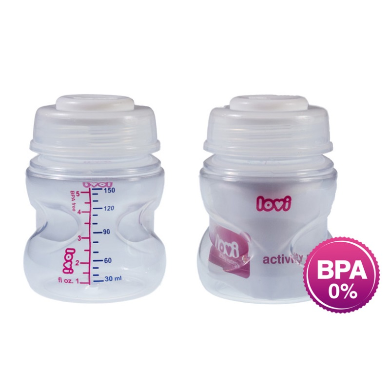 LOVI Breastmilk Storage Container (37 PERCENT OFF)